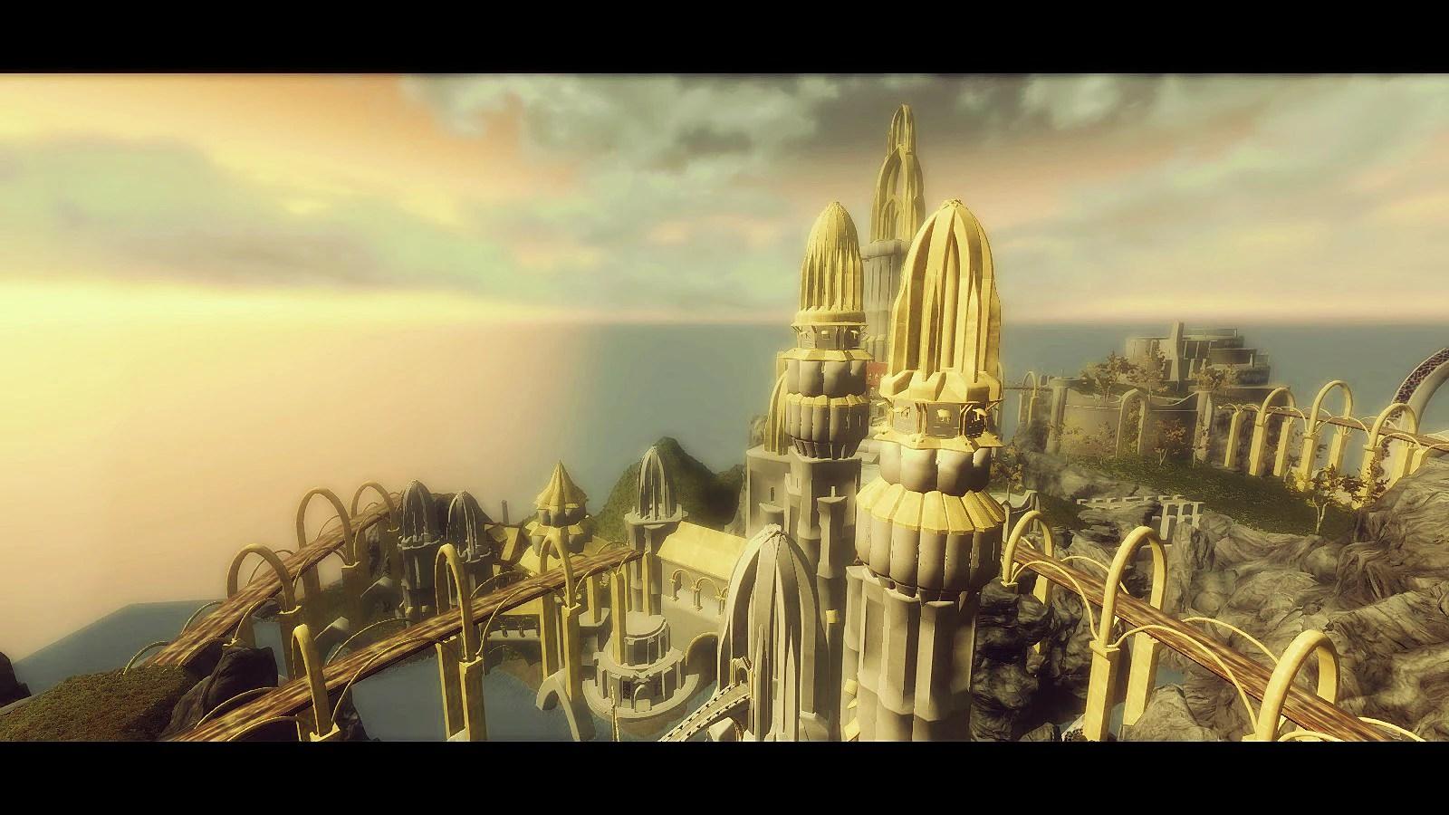 Cool Minecraft Wallpapers Hd The Enchanted City Of Biringan Steemit