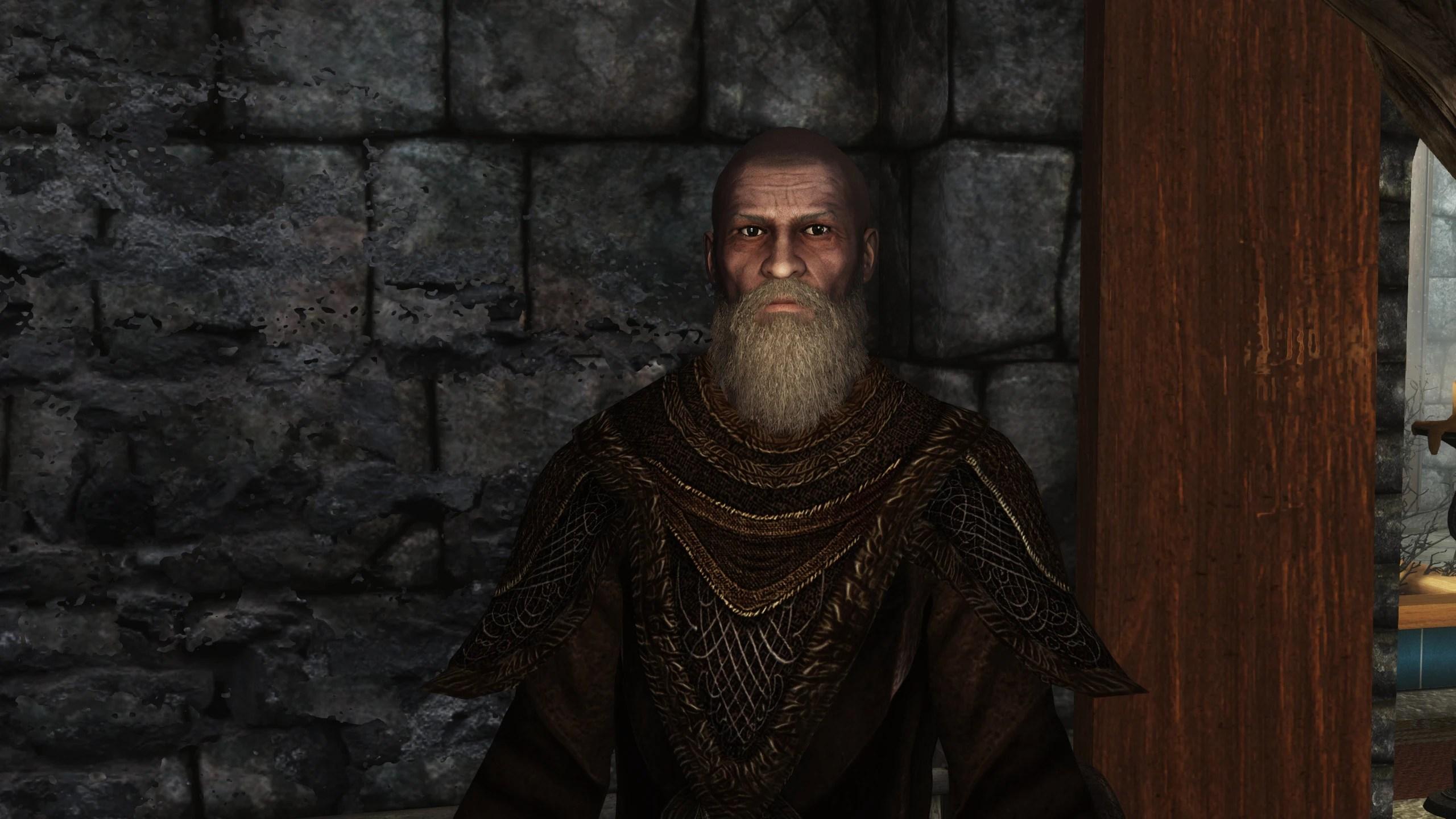 faces of skyrim priest