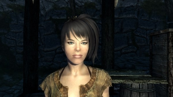 Skyrim Pretty Breton - Year of Clean Water