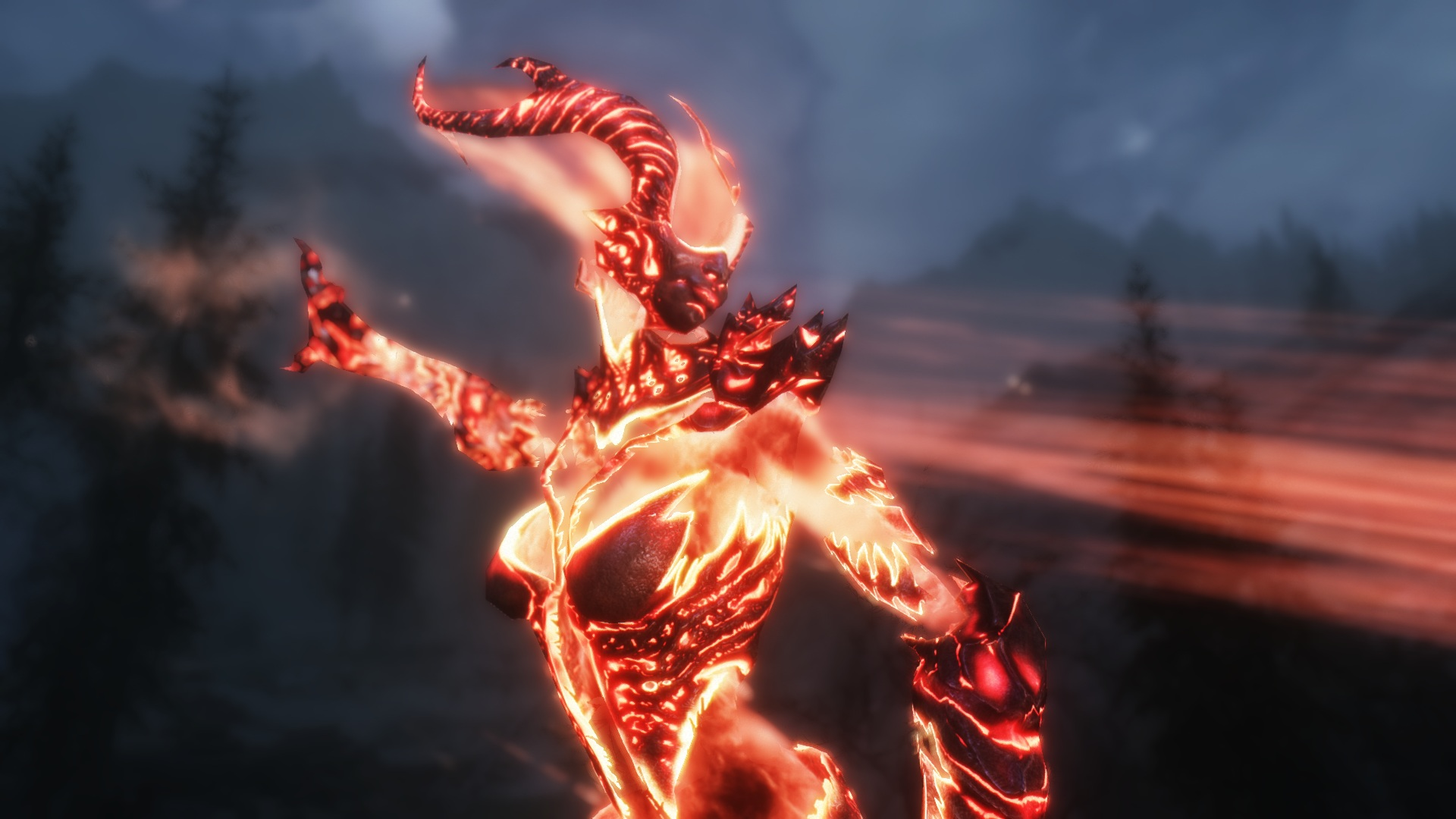 Stardew Valley Cute Wallpaper Flame Atronach Action At Skyrim Nexus Mods And Community