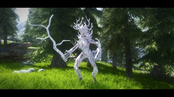 Scary Tree Man Skyrim Nexus - Mods And Community