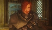 Gorgeous Men of Skyrim - Eric - New Hair Color and Armor ...