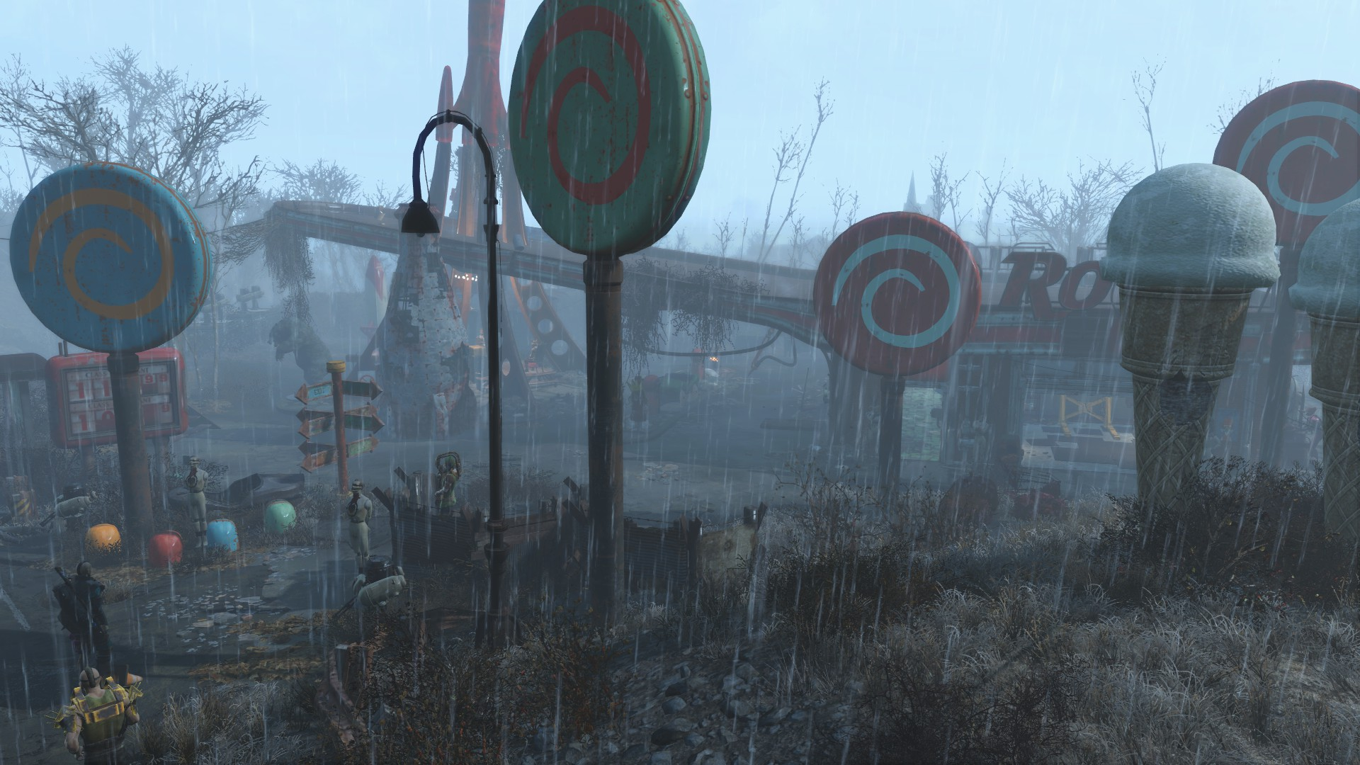 Skyrim Fallout Land Mod