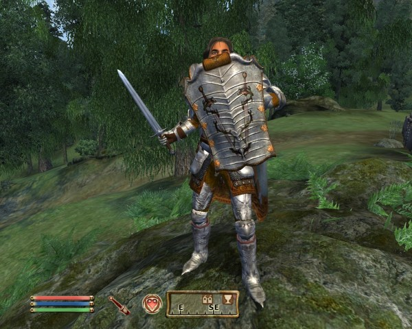 Oblivion Knight Armor - Year of Clean Water