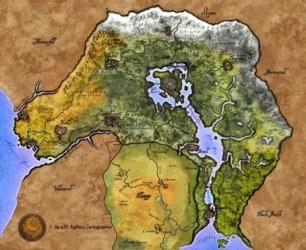 Elven Map Compilation 1 at Oblivion Nexus mods and community
