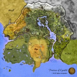Cyrodiil Elven Map Expansion Edition 2016 at Oblivion Nexus mods and community