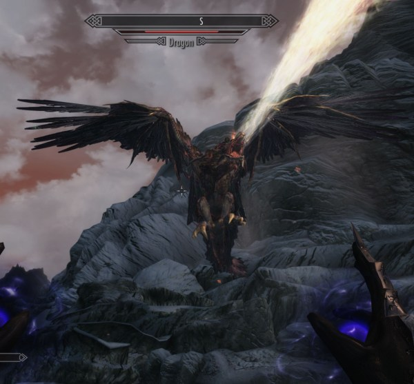 Feathered Dragon Skyrim Mod - Year of Clean Water