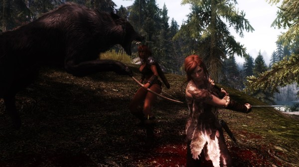 20 Nord Skyrim Werewolf Lord Pictures And Ideas On Meta Networks