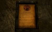 Dark Brotherhood Tenets Restored at Skyrim Nexus - mods ...