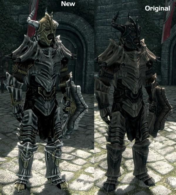 Dragonbone Plate Armor - Year of Clean Water