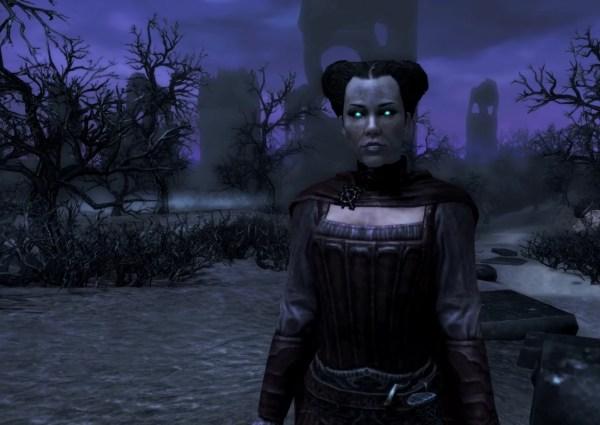 Vampire Eyes Of Coldharbour Skyrim Nexus Mods And - Year of