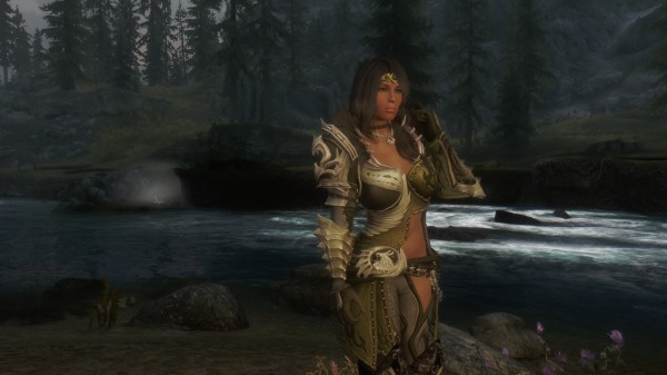 Skyrim Mod Tera Armor Collection Cbbe Standalone - Year of