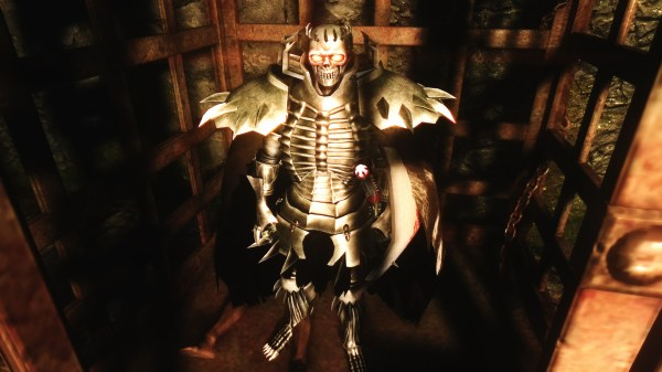 Knight Of Skeleton Armor Oblivion Nexus Mods And - Year of