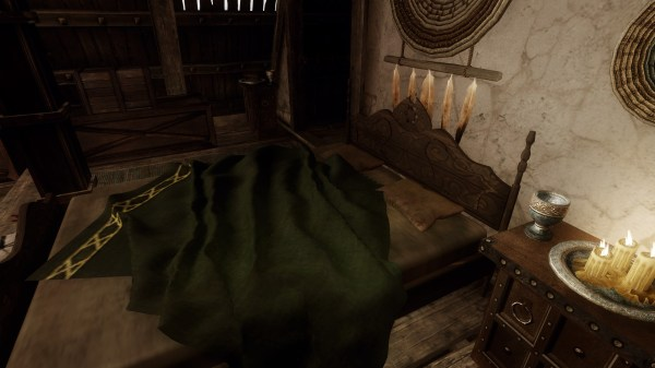 Skyrim Mod Beds Noble - Year of Clean Water