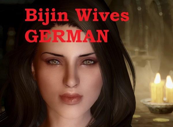 Bijin Wives Skyrim Nexus Mods And Community - Year of Clean
