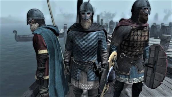 Viking Armor Mod Skyrim - Year of Clean Water