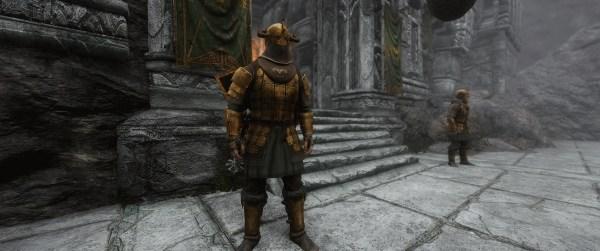 Skyrim Armor Replacer