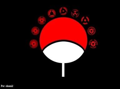 the uchiha clan at