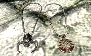 amulets of skyrim at
