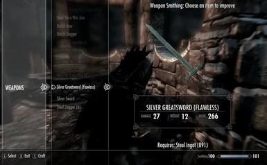 Skyrim Weapons Nexus
