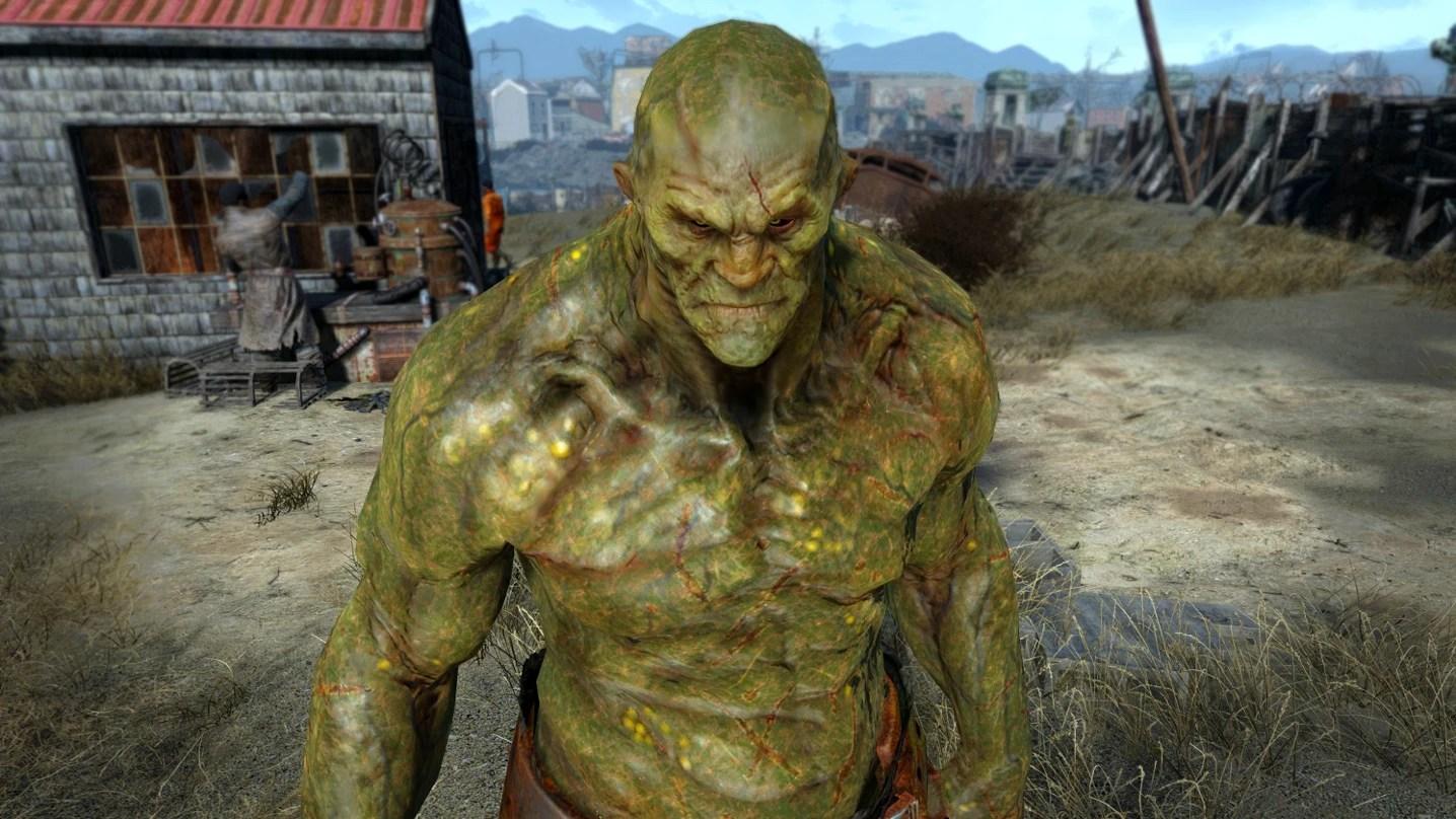 Fallout New Vegas Female Mods