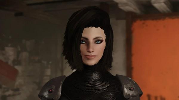 Female Preset Fallout4 Mod - Exploring Mars