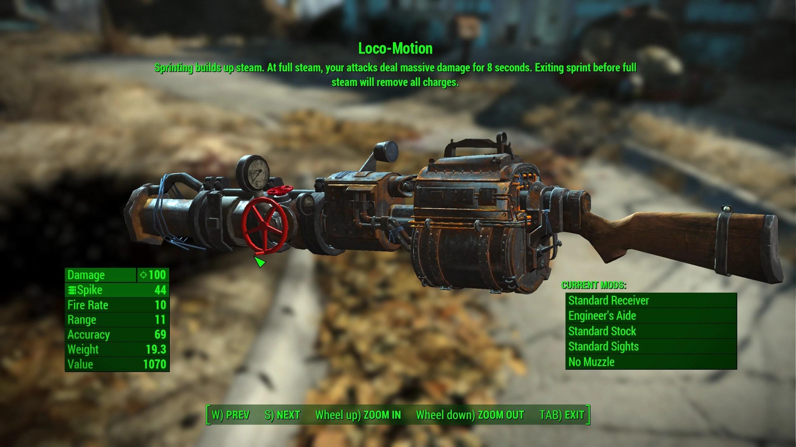 More Uniques  Unique Weapons Expansion at Fallout 4 Nexus