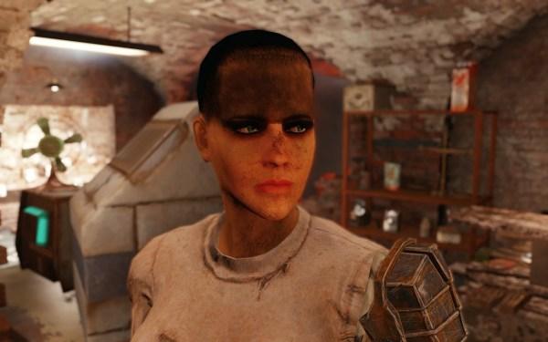 Imperator Furiosa Looksmenu Preset Redux Fallout 4 - Year of