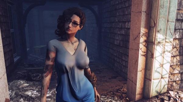 Fallout 4 Looksmenu Body Sliders