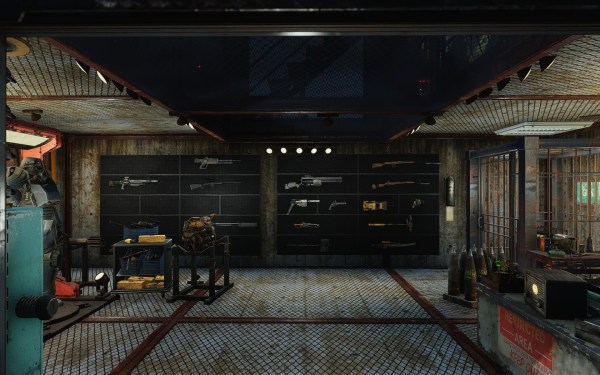 Advanced Settlement Power Fallout 4 Nexus Mods And - Year of