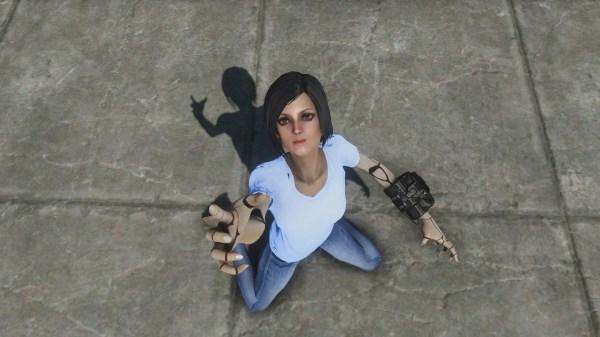Alita Battle Angel Skyrim Nexus Mods And Community - Year of