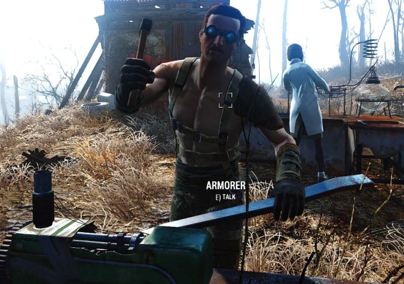 Fallout 4 Geck
