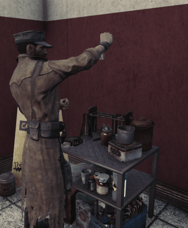 Fallout 4 Home Plate : fallout, plate, Crafting, Buildable, Armour, Stands, Decorations, Furniture, Fallout, Nexus, Community