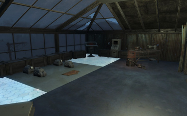 Orbiter Warframe At Fallout 4 Nexus Mods And Community