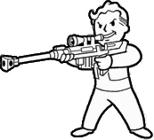 Anti Materiel Rifle ( Creation Club ) only resize remesh