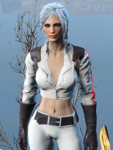 Nuka Girl Rocket Suit : rocket, Space, Helmet, Backpack, Bodyslide, ArmorSmith, Fallout, Nexus, Community