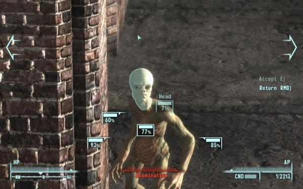 Abominations Cw Fallout3 Nexus Mods And Community - Year of