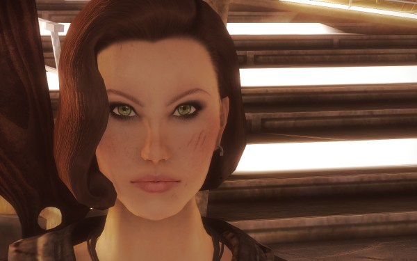 Fallout New Vegas Hairstyles Choices - Exploring Mars
