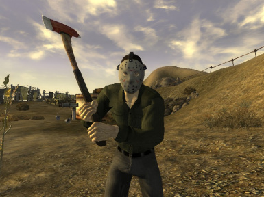 Friday The 13th Jason Costumes At Fallout New Vegas Mods