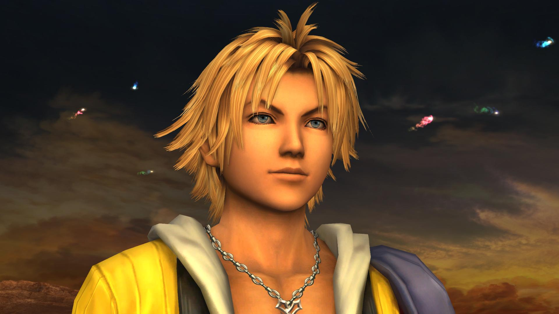 PS2 Like Face Textures At Final Fantasy XX 2 HD Remaster