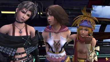 Rikku Micro Bikini 4K FFX 2 At Final Fantasy XX 2 HD Remaster Nexus Mods And Community
