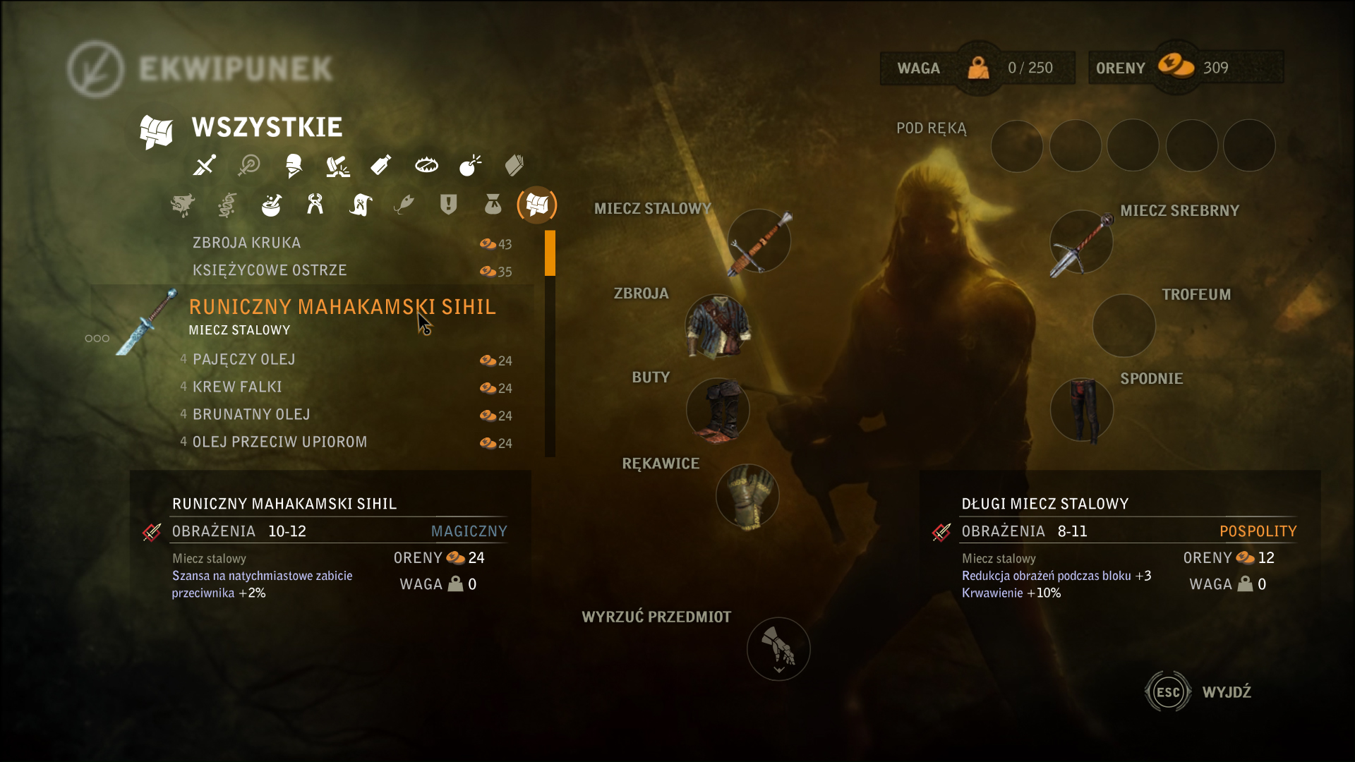 zero weight mod at the witcher 2 nexus mods and community