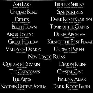 Area Names Epic subtitles at Dark Souls Nexus - mods and ...