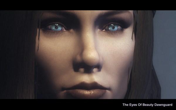 Skyrim Vampire Eyes Special Edition - Exploring Mars
