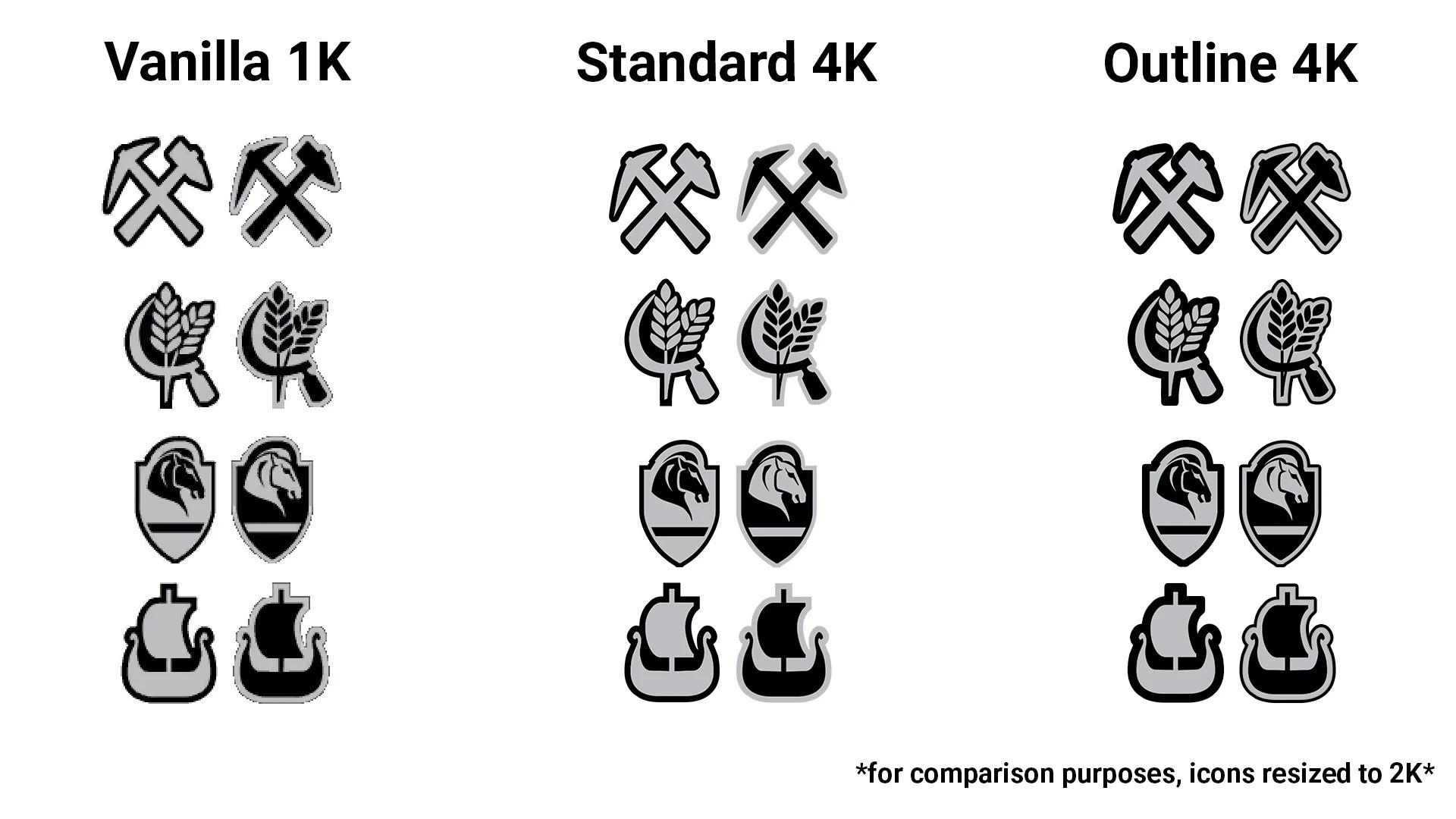 Hi-Res VR Map Markers at Skyrim Special Edition Nexus