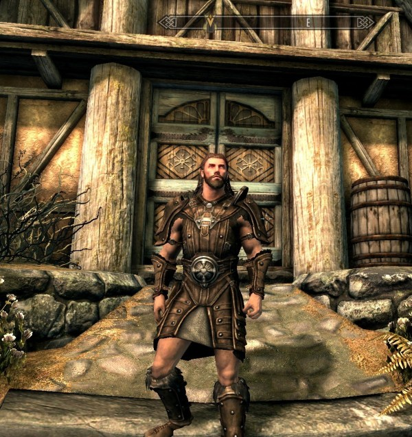 Cool Leather Armor Skyrim Special Edition - Year of Clean Water