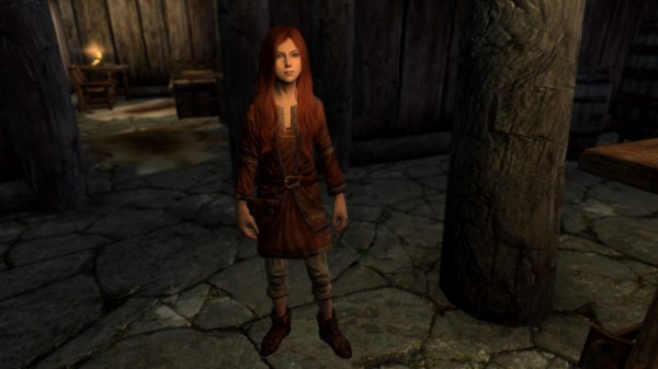 Kids Alright Se Npc Skyrim Special - Year of Clean Water