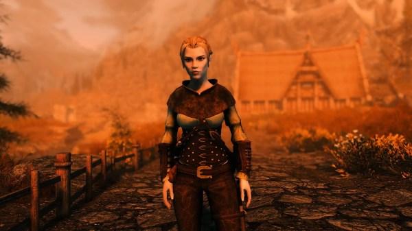 Female Armor Mods Skyrim Special Edition - Exploring Mars