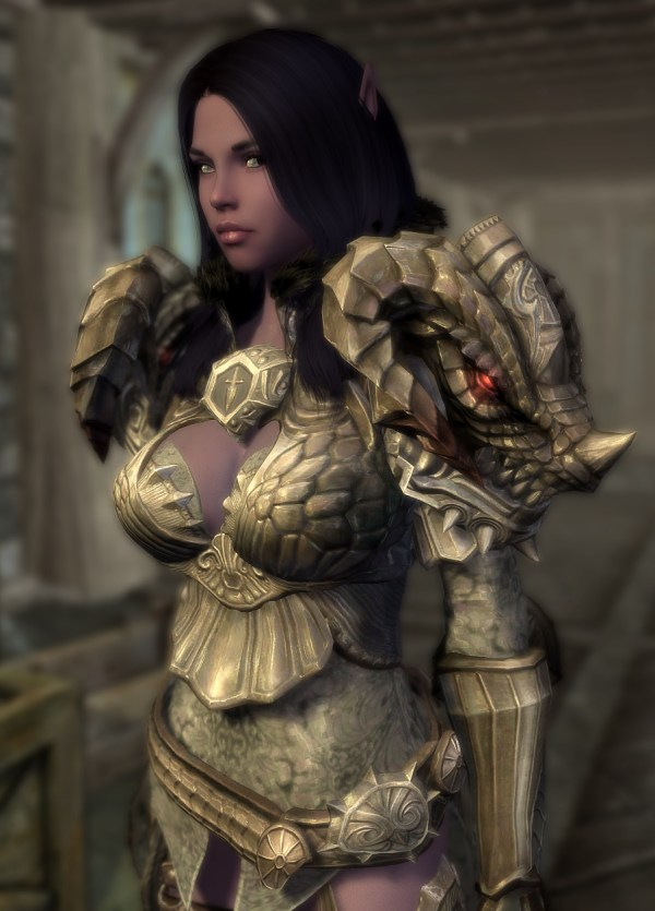 Tera Armors Collection Special Edition Skyrim - Year of