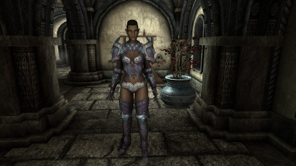 Eso Armor Collection Skyrim Special Edition Nexus - Year of
